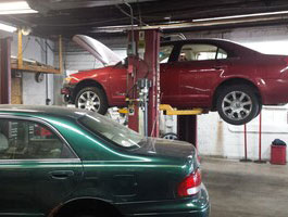 Auto Repair | Paul's Automotive - Baltimore
